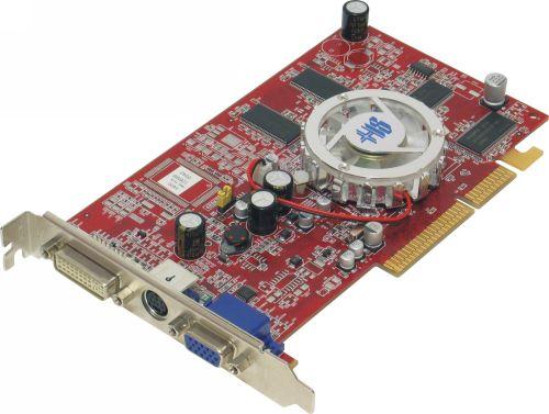Драйвер ATI Radeon 9600