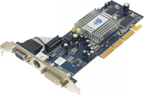 HIS 9200SE 64MB 64bit Legacy Products Desktop Graphics